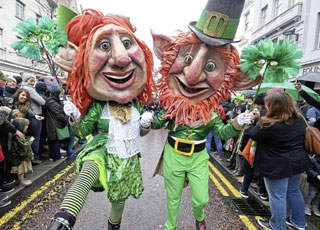 Celebrate St Patrick's Day 2018 in Belfast