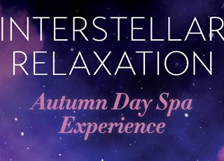 Enjoy the ultimate Day Spa experience this Autumn.