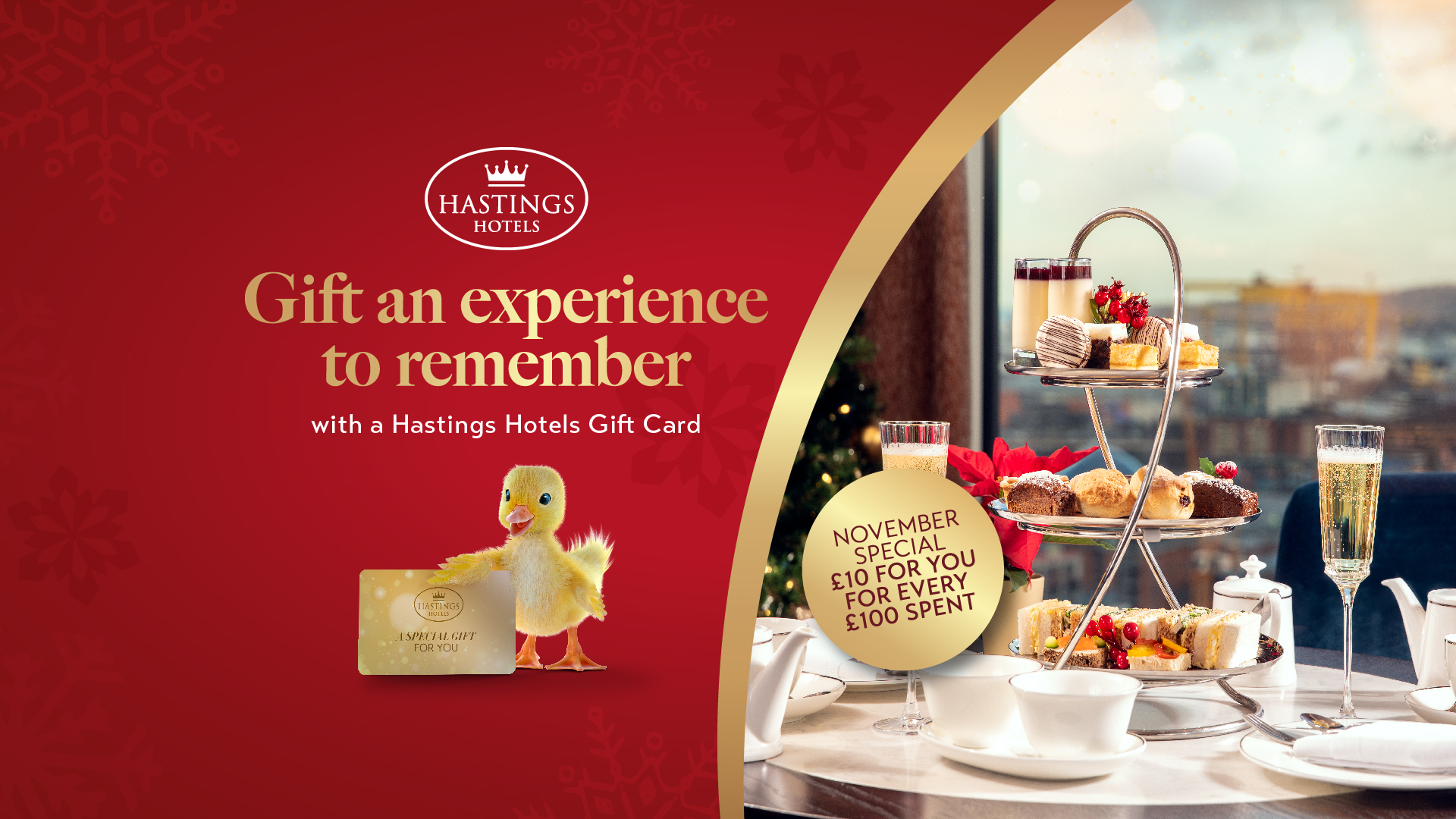 Christmas Gift Cards Give The Gift Of Hastings Hotels